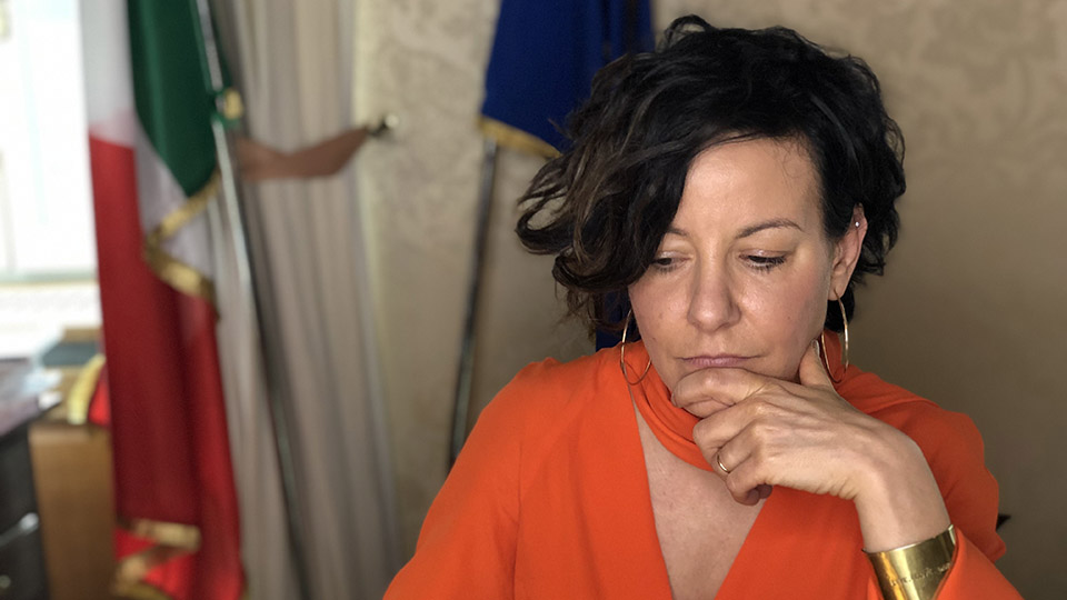 Ministra Paola Pisano intervista