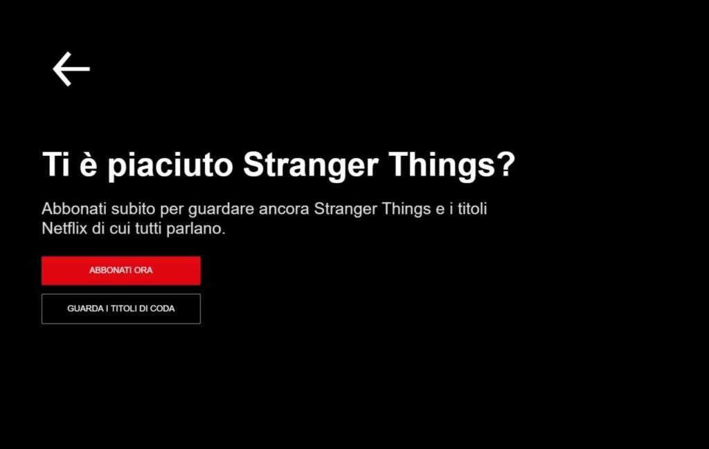 Netflix serie tv gratis