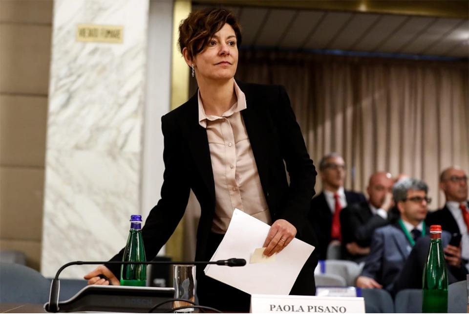 Paola Pisano, Ministra dell'innovazione