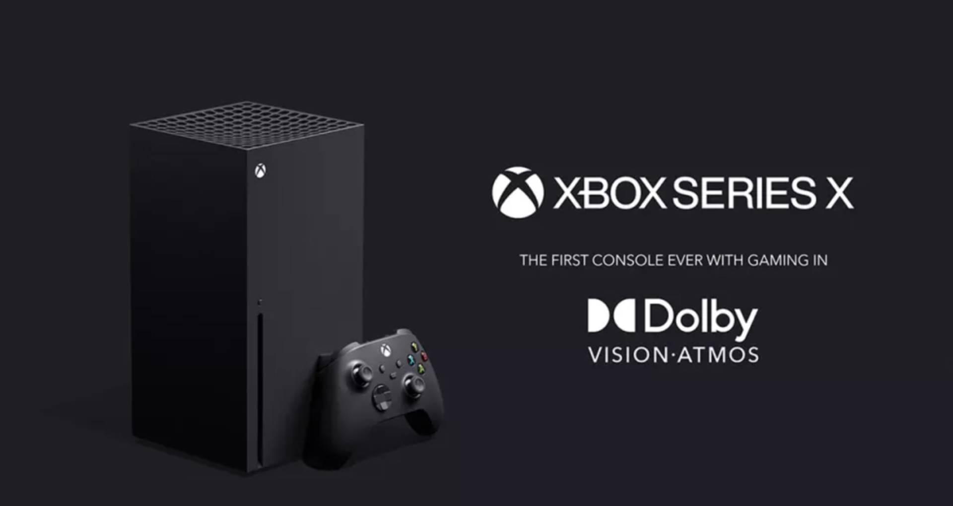 Xbox Series X e S saranno le prime console in assoluto con giochi in Dolby Vision