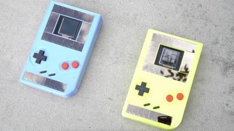 console da gioco senza batterie