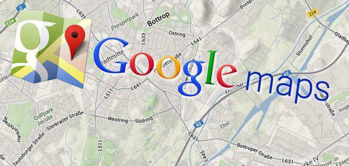 google maps funzione salvati