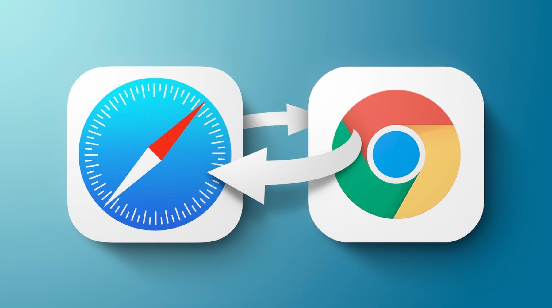 iOS 14: impostare Google Chrome come browser predefinito