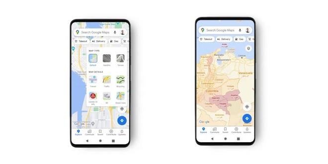 Mappe diffusione coronavirus, Google Maps indicherà i luoghi