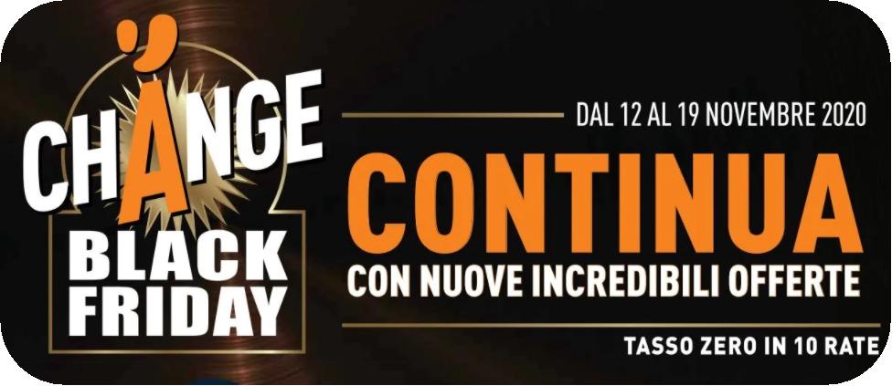 black friday 2020 Unieuro