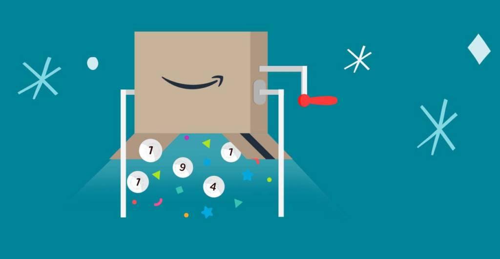 Buoni regalo Amazon fino a 10.000 euro per festeggiare i 10 anni