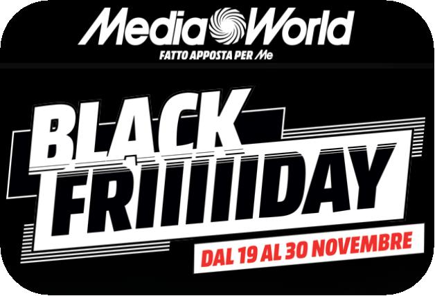 offerte black friday 2020 mediaworld