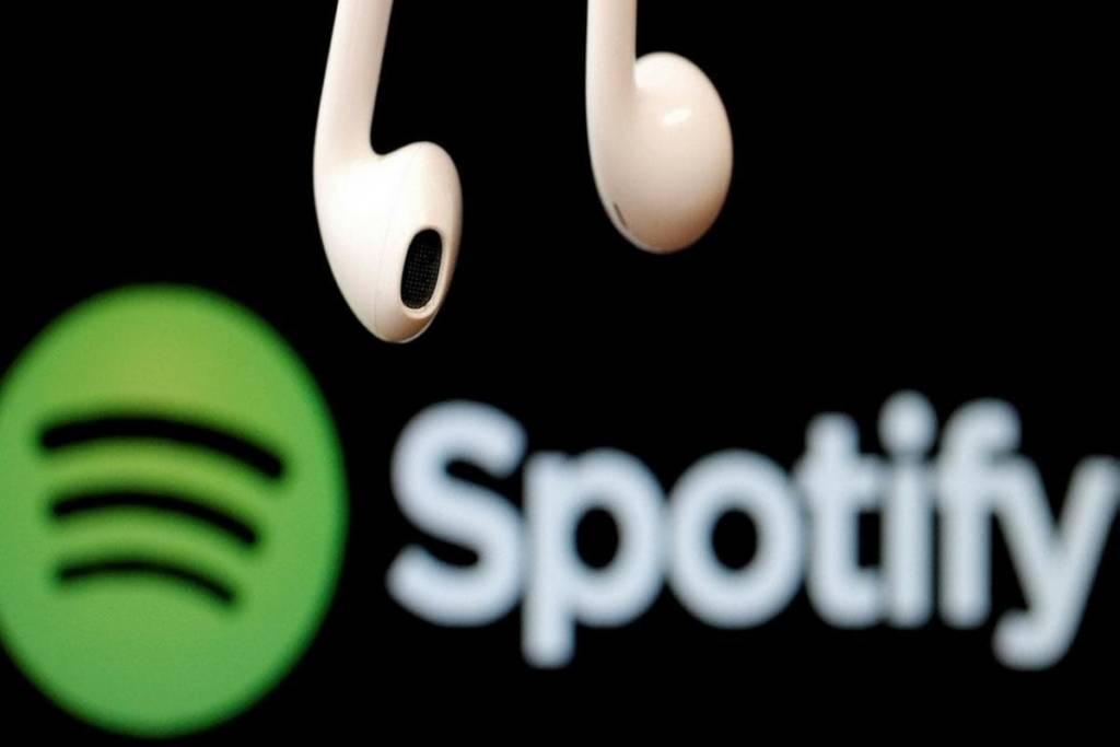 ricercare una canzone su Spotify