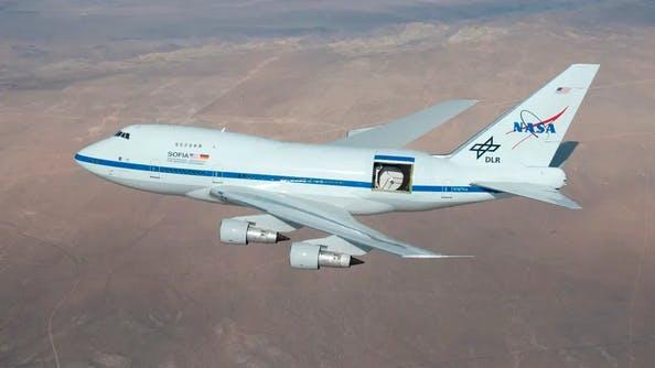 telescopio SOFIA della NASA