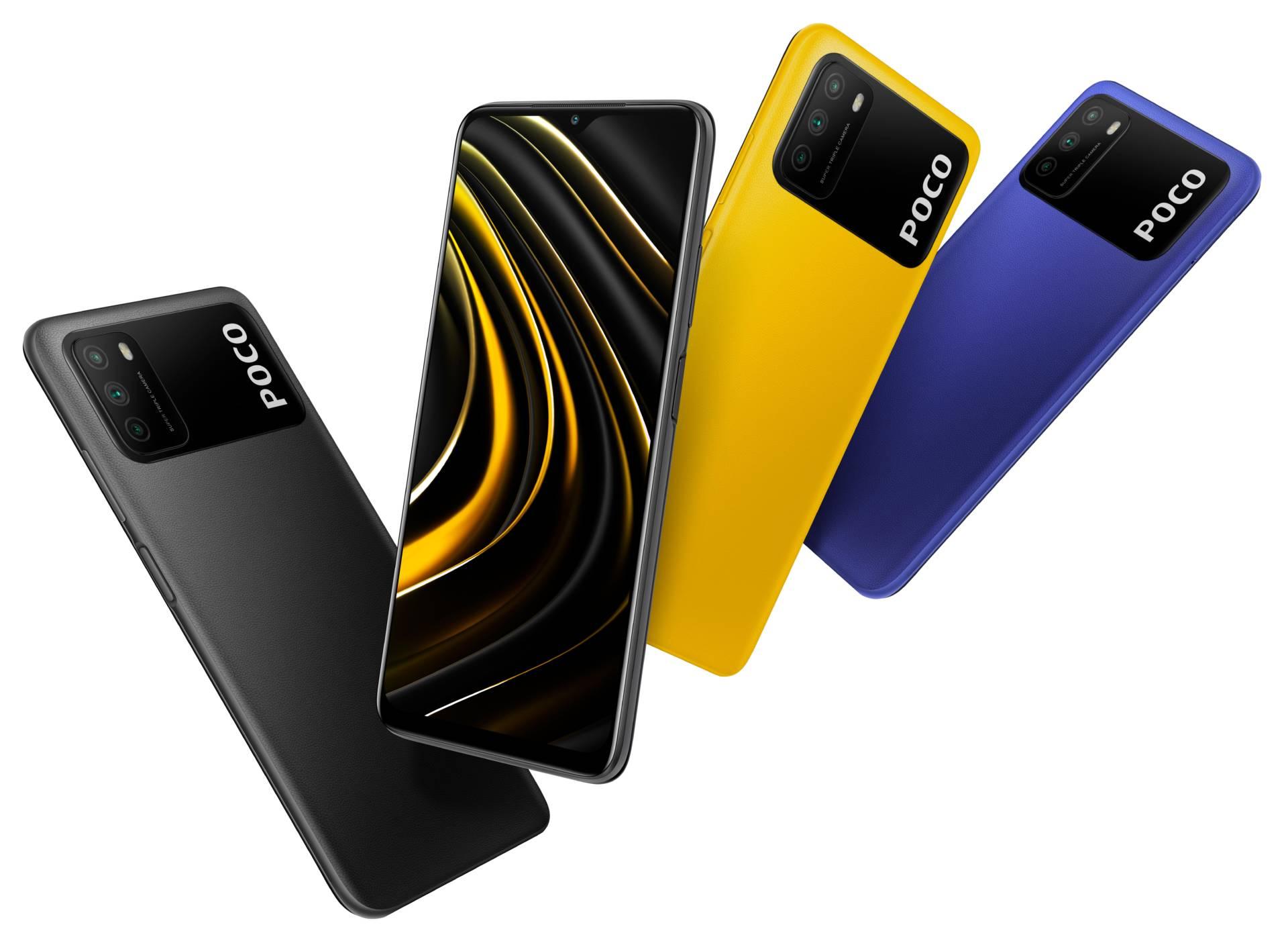 POCO M3, lo smartphone low cost con super batteria da 6.000 mAh