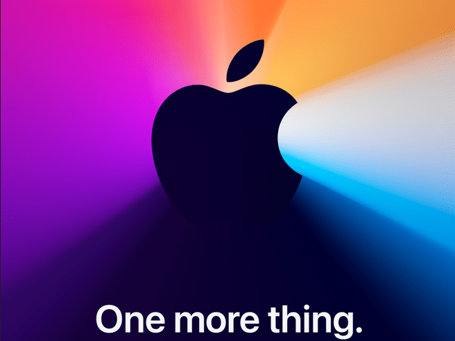 evento apple del 10 novembre