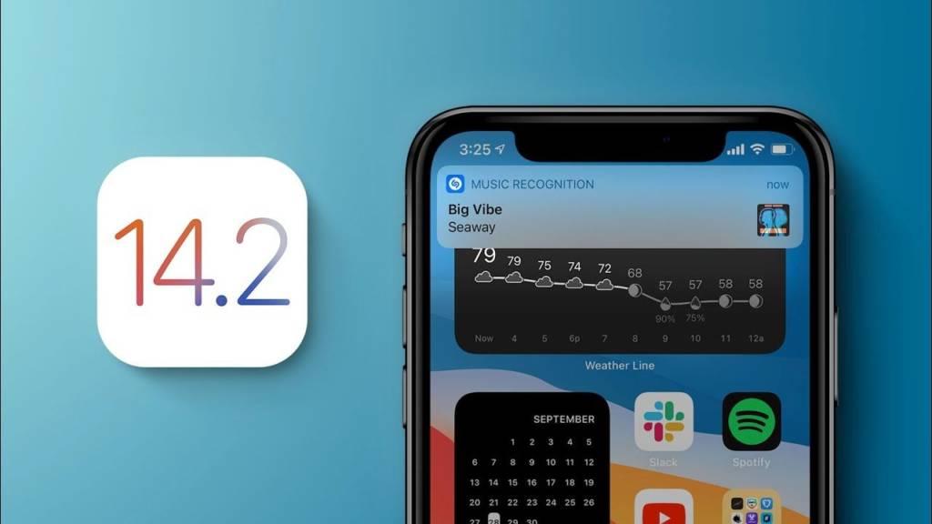 iOS 14.2 novità