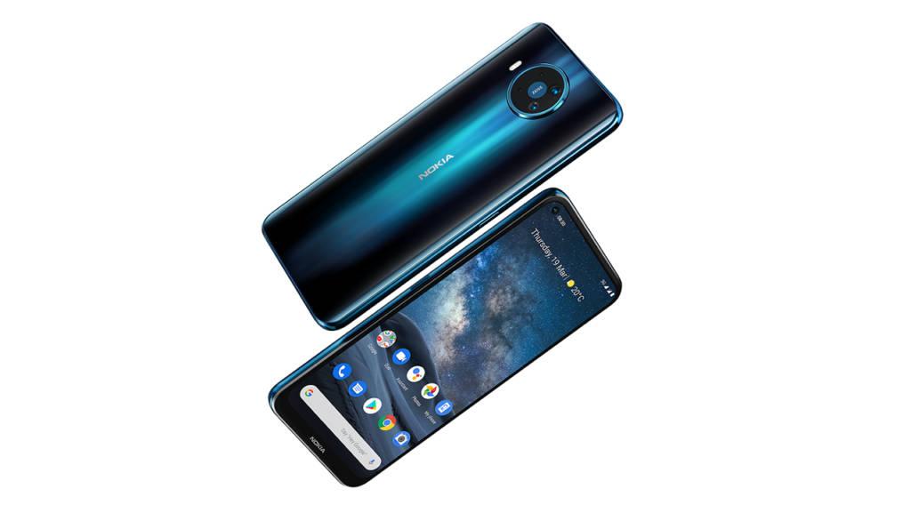 Nokia 8.3 5G: ottiche ZEISS per lo smartphone di fascia medio-alta