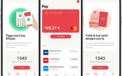 Stocard Pay, la carta virtuale dei pagamenti debutta in Italia