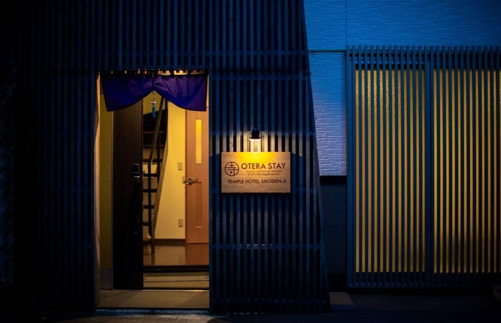 Temple Hotel Shodenji_Tokyo