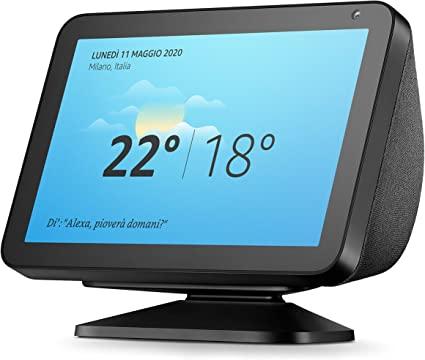 Migliori gadget tecnologici 2020 Amazon Echo Show 8