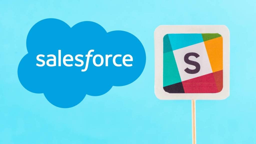 Salesforce acquisizione Slack