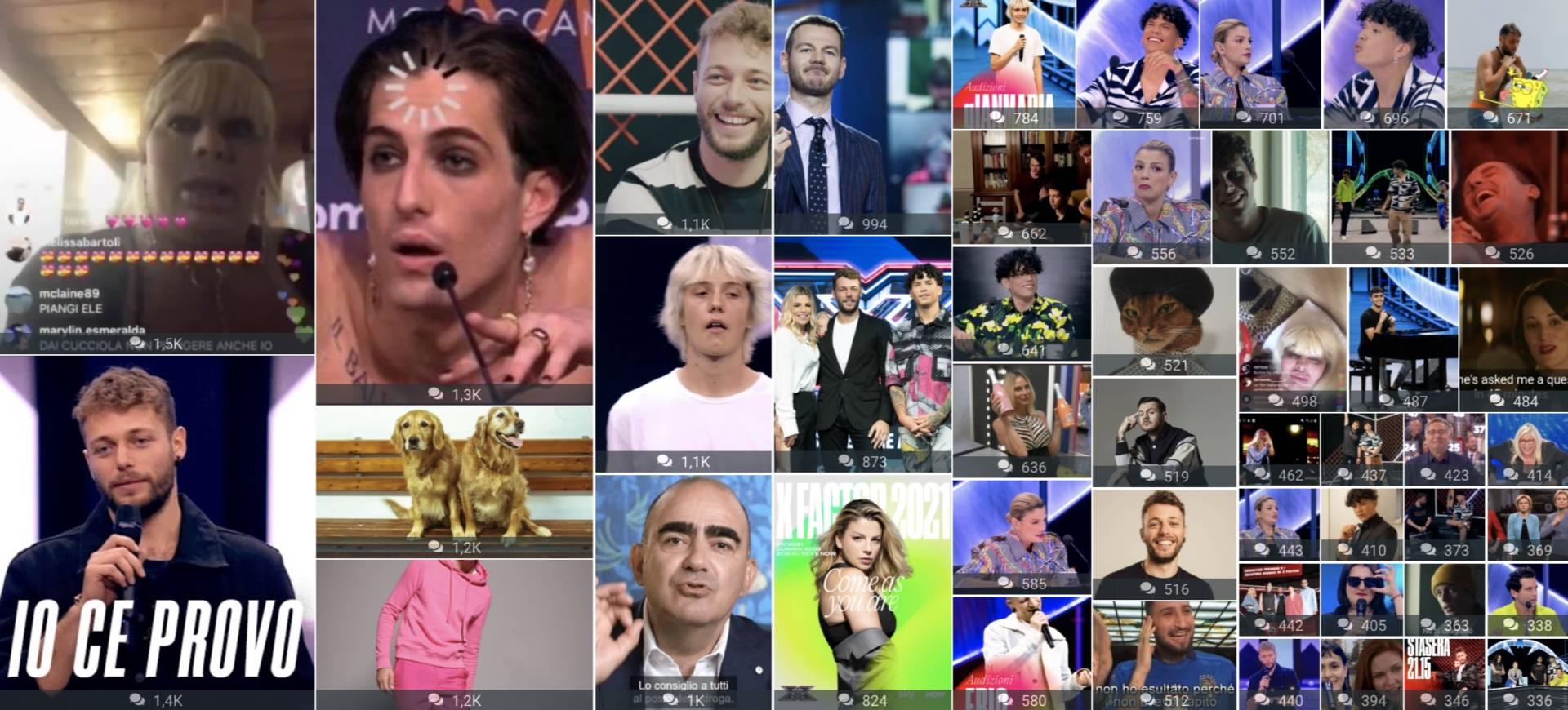 X Factor 2021: i dati, gli ascolti e i social