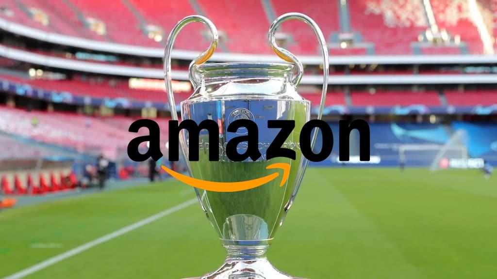 Amazon ha acquisito i diritti della Champions League, ufficiale