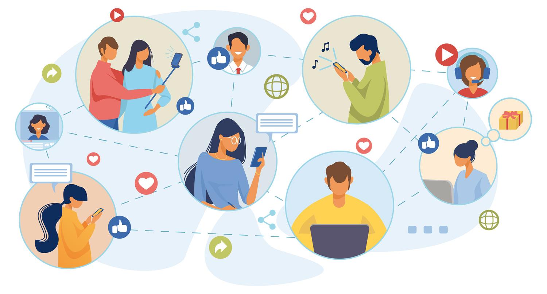 Tutti i social media trend che ritroveremo nel 2021