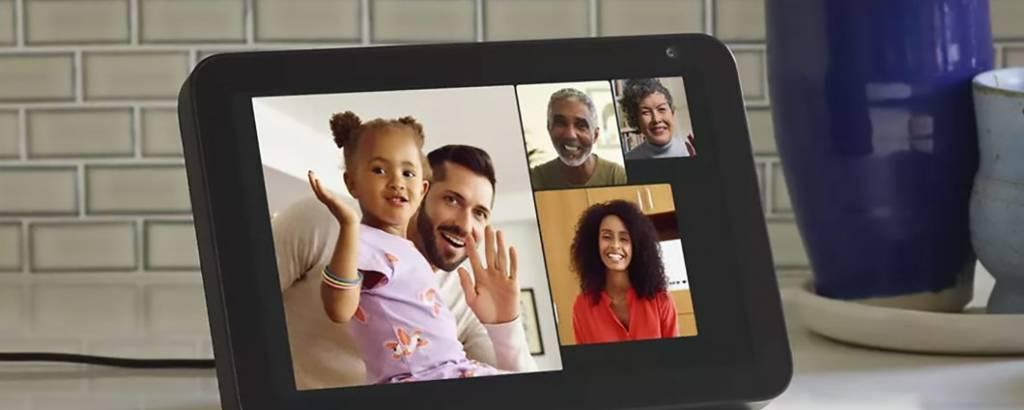 videochiamate di gruppo Amazon Echo Show