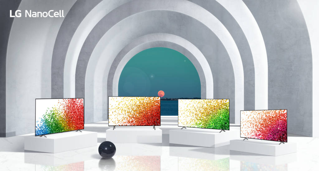 LG NanoCell TV Lineup