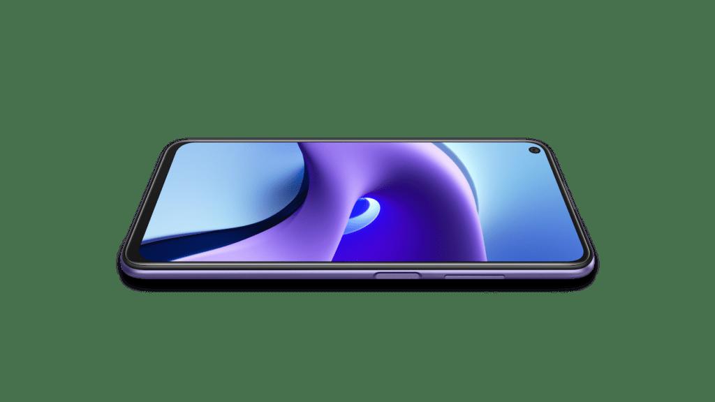 Redmi Note 9t 5G display