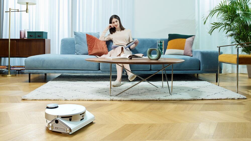 aspirapolvere intelligente Samsung