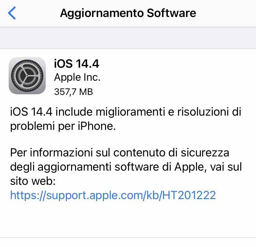 ios 14.4_Apple