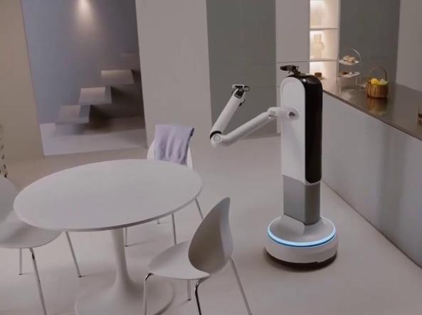 robot maggiordomo Samsung