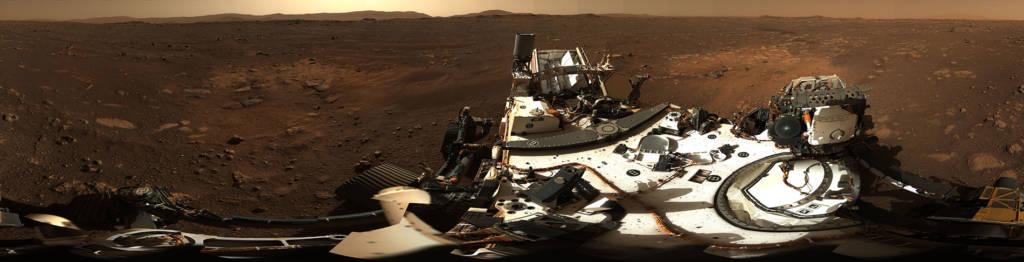 Le migliori foto di Marte da Perseverance
