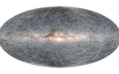 Una mappa galattica: la mappa 3D più dettagliata della galassia