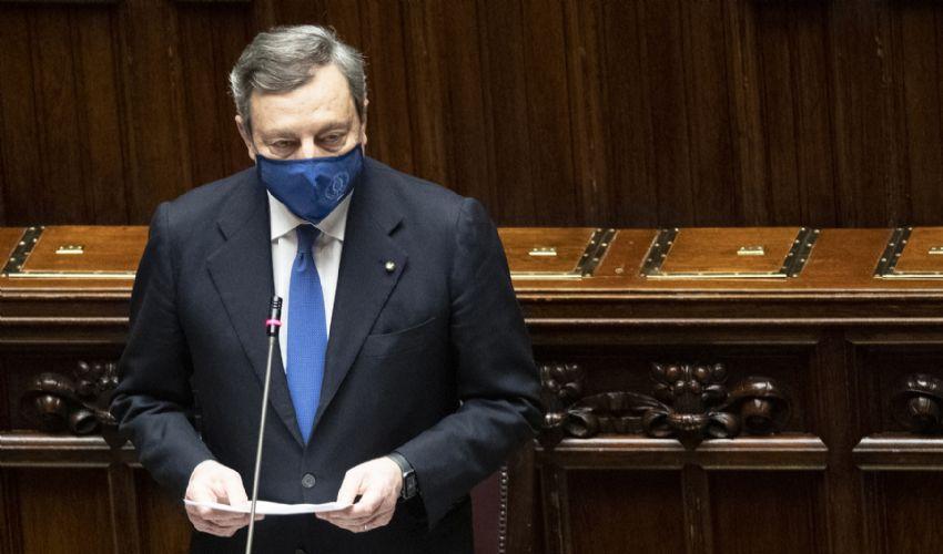 Nuovo decreto legge Draghi