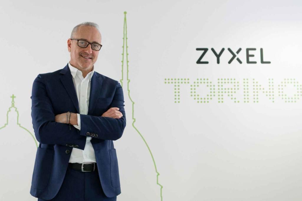 Valerio Rosano Country Manager Italy e Iberia di Zyxel