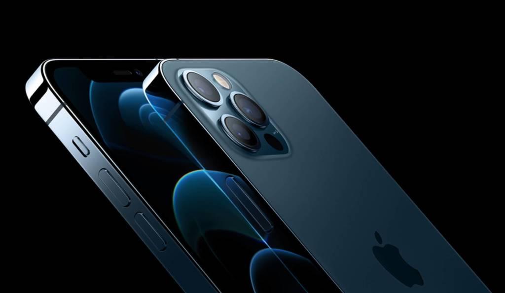 iPhone 12 Pro design