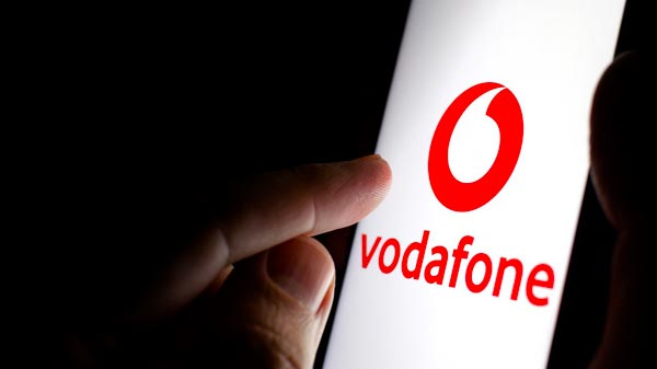 rete 3G Vodafone