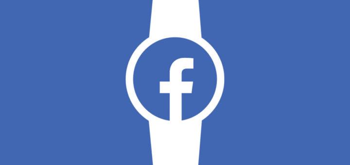 smartwatch di facebook
