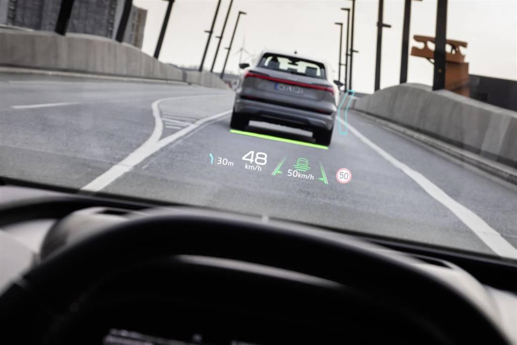 AR Creator Audi Q4 e-tron