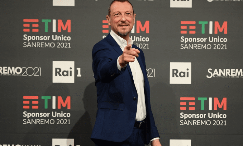 Sanremo 2021 TIM