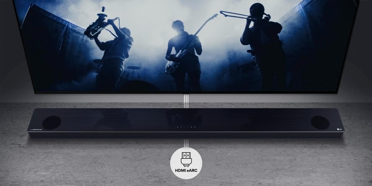 LG Soundbar 2021 materiali ecosostenibili