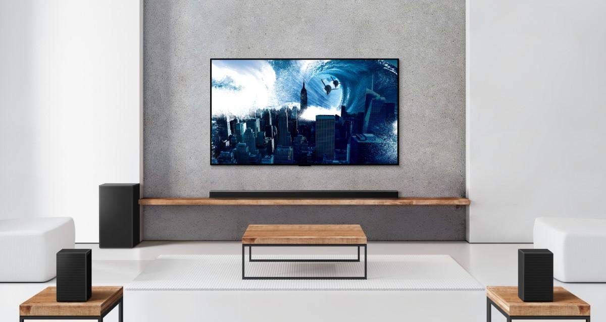 LG Soundbar 2021, la nuova gamma offre miglior esperienza audio