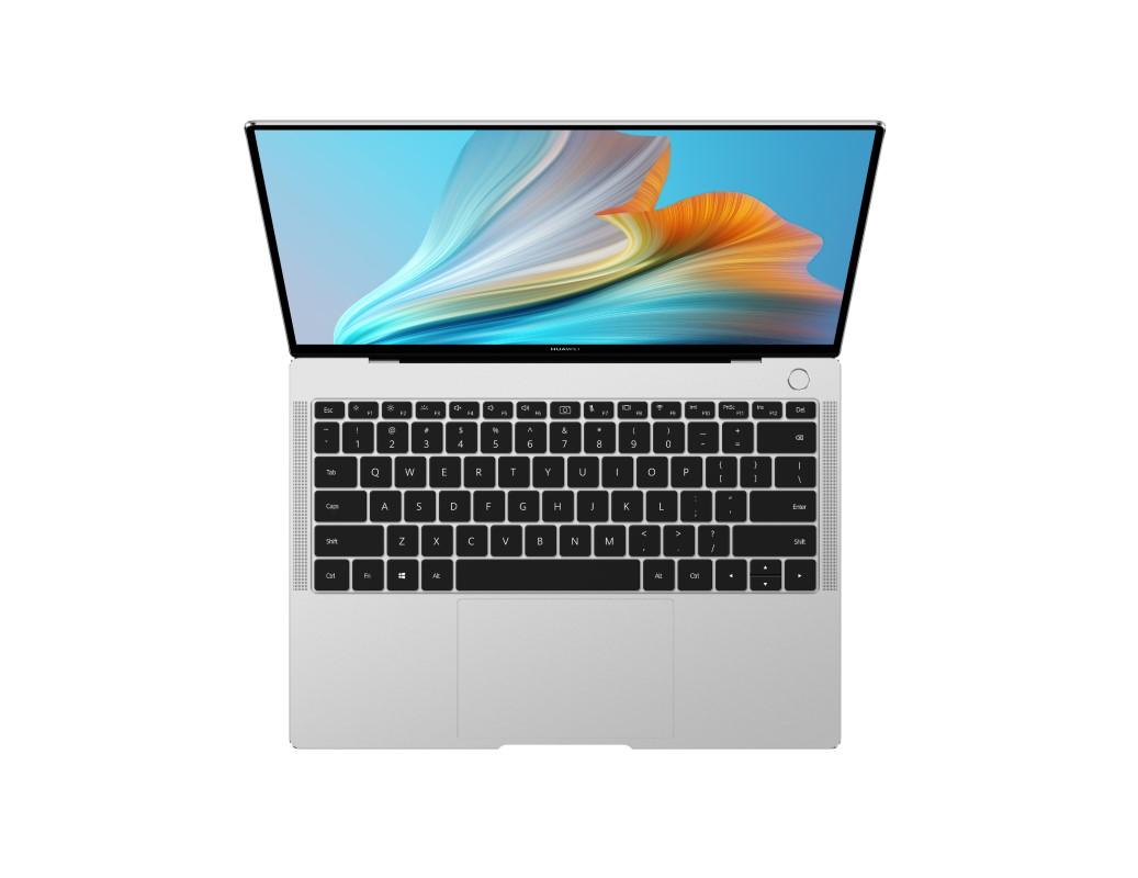 Huawei MateBook Xpro vista frontale