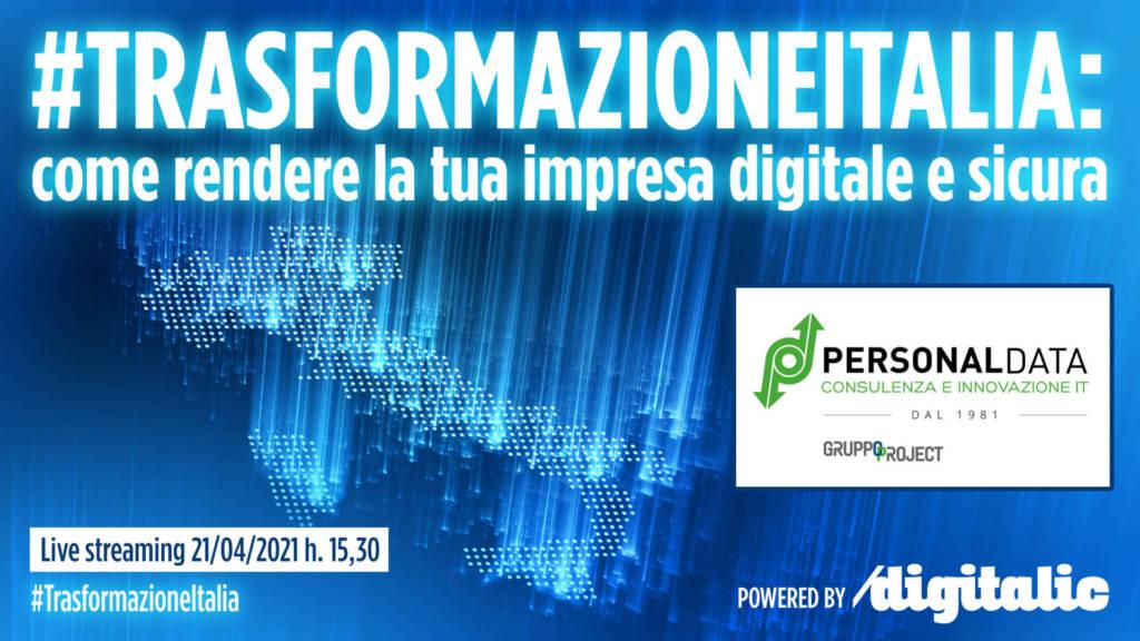 Trasformazione Italia