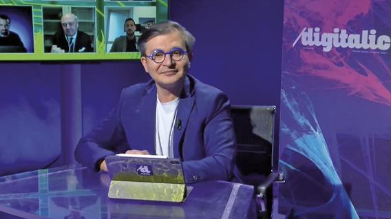 Francesco Marino, Fondatore di Digitalic