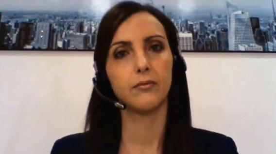 Alessandra Milita, Sr Systems Engineer, Compute & Networking di Dell Technologies;