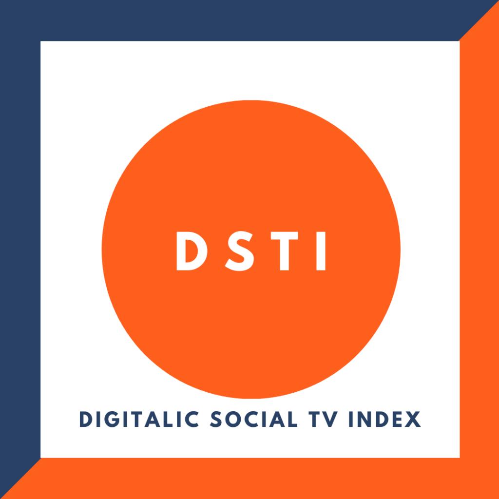 DSTI Digitalic Social TV Index