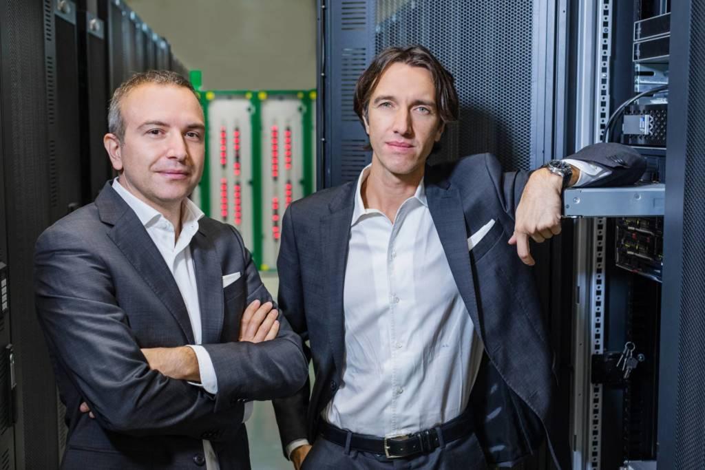 Salvatore Giannetto e Antonio Giannetto, fondatori di Reevo