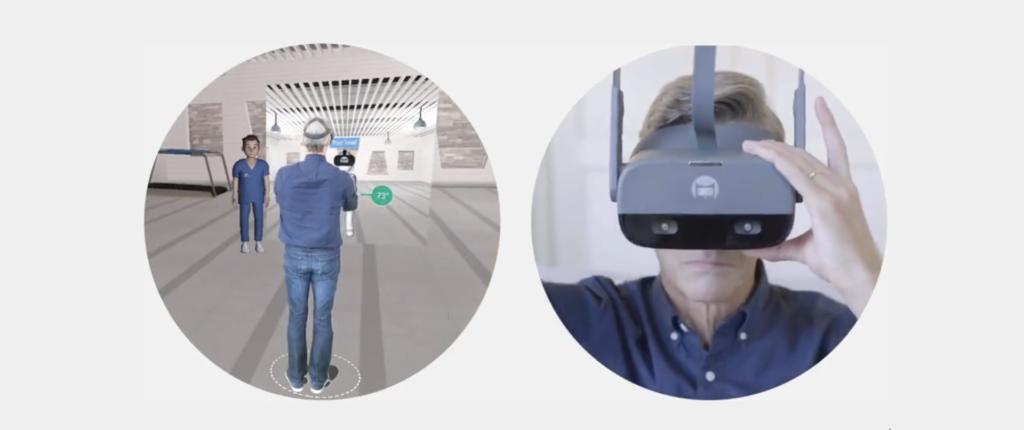 Realtà Virtuale medicina utilizzo terapeutico