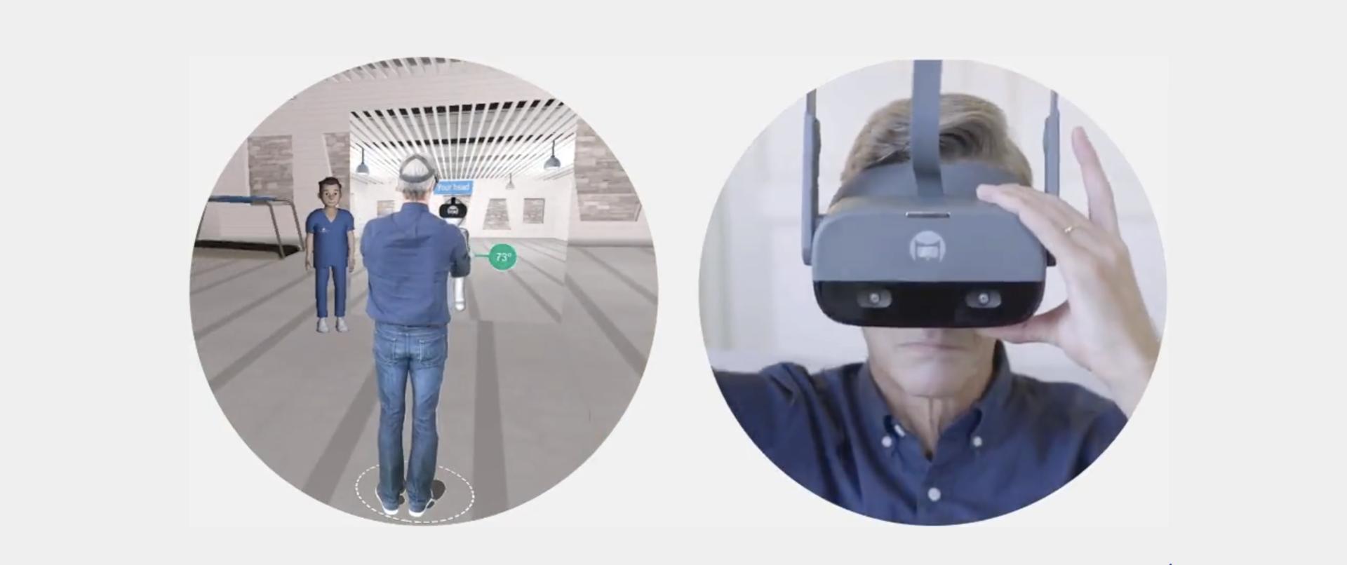 Realtà virtuale nella medicina: utilizzo terapeutico, le novità