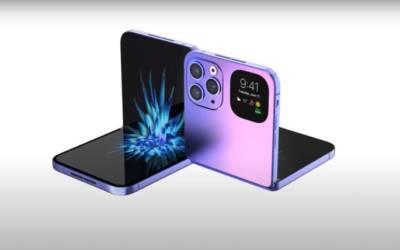 iPhone pieghevole: display 8 pollici, apertura a conchiglia e arrivo nel 2023